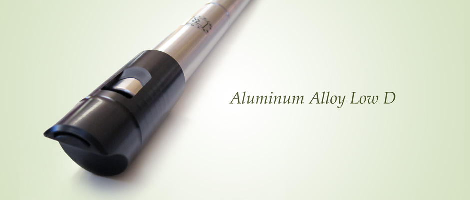 Reyburn Aluminum Alloy Low D Whistle